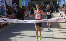 Gema Martín, campeona universitaria de 10.000 metros