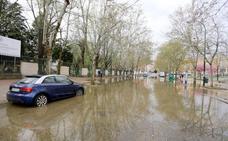 Activada la alerta por tormentas esta tarde en Valladolid