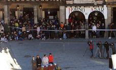 Cándido sobre el 'MasterChef' rodado en Segovia: «Trabajan con una tensión tremenda»