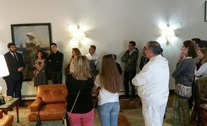 La Diputación de Ávila celebra la primera jornada de puertas abiertas