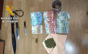 Desarticulado un punto de venta de droga en Ciudad Rodrigo