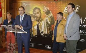 El alcalde apela a la «libertad de expresión» para justificar el concierto de Maluma en Palencia
