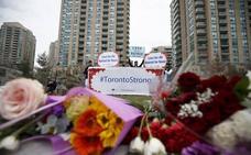 El atropello de Toronto no parece ser un acto terrorista, según las autoridades