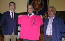 Aspanis invita al subdelegado de Palencia a participar en la marcha