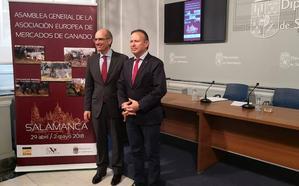 Salamanca acogerá la asamblea del grupo europeo de Mercados de Ganado