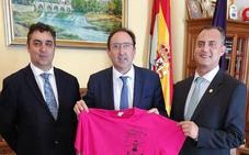 El alcalde apoya la marcha de Aspanis