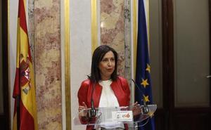 El PSOE pide a Cs que no apoye a un candidato del PP