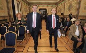 El embajador alemán recuerda que la situación de Puigdemont «está en manos de los jueces»