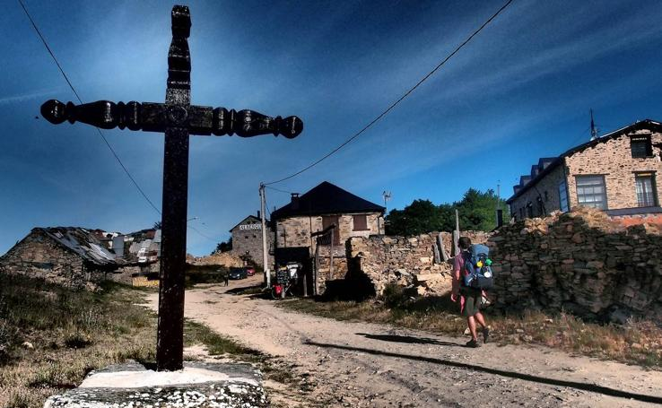 De Camino a Santiago
