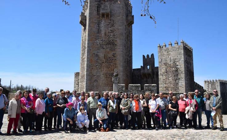 Viaje a Portugal de los alumnos del Programa Interuniversitario de la Experiencia de Salamanca