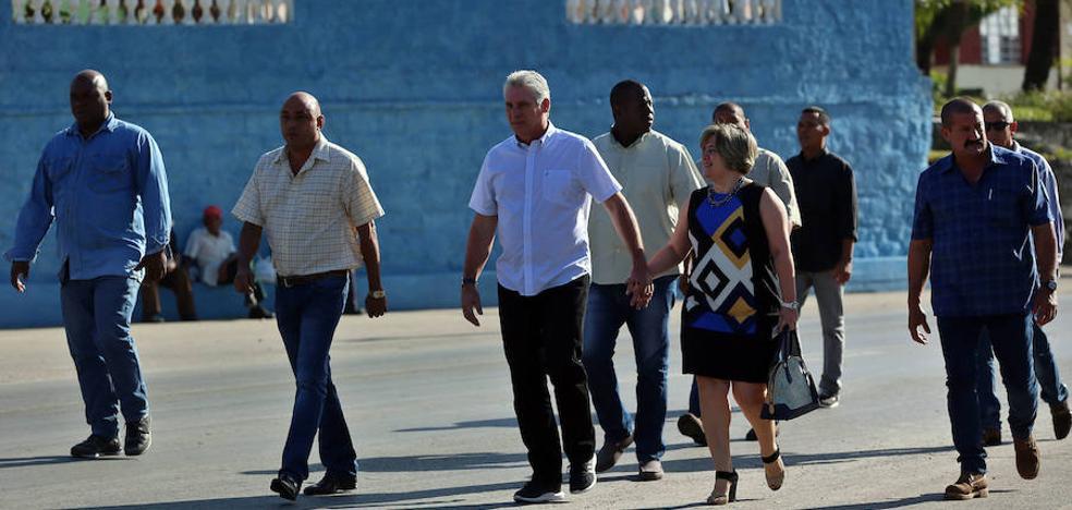 Cuba vuelve a tener primera dama