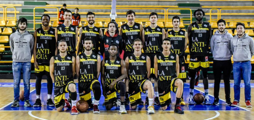 CB Tormes y Universidad de Salamanca, a por el ascenso a Liga EBA en Würzburg