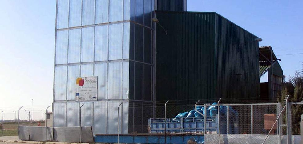 Frenazo a la planta de biomasa de Guardo