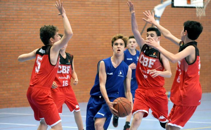 Deporte Base del 21 y 22 de abril. Valladolid