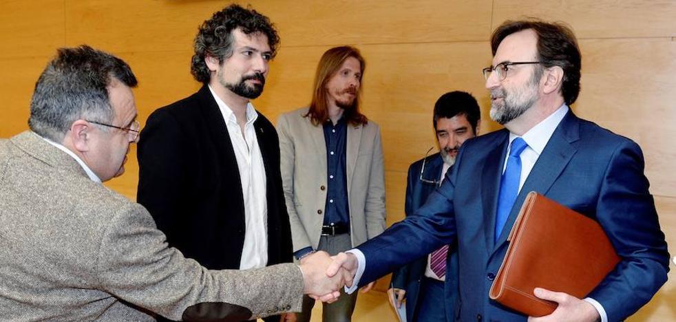 Manuel Escribano afirma que Caja Segovia fue forzada a reducir sus beneficios declarados de 46 a 16 millones