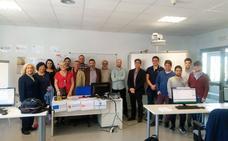 Palencia exporta a Francia la formación para jóvenes parados