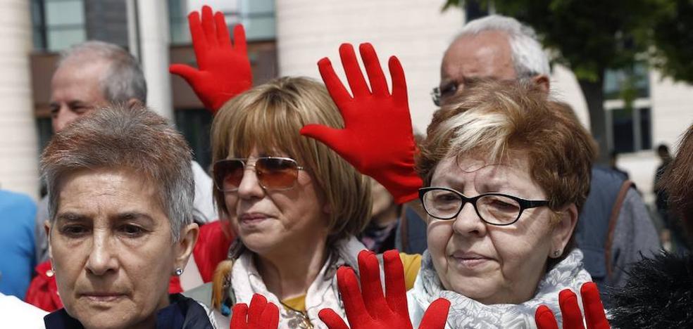 Colectivos feministas convocan una concentración en Valladolid contra la sentencia de 'La Manada'