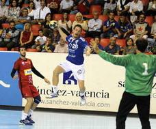 El Huesca mide la ambición del Recoletas