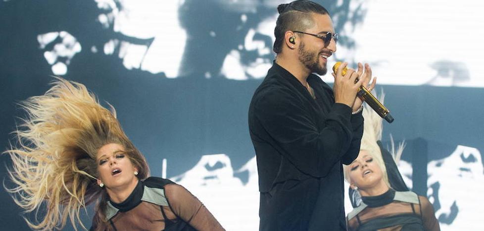 El Pleno de Palencia debatirá si se debe aportar dinero público para conciertos como el de Maluma