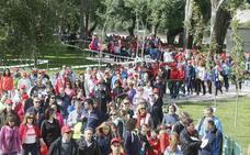 La Marcha Asprona celebra el día 5 sus 41 años, con más de 400.000 inscritos a lo largo de su historia
