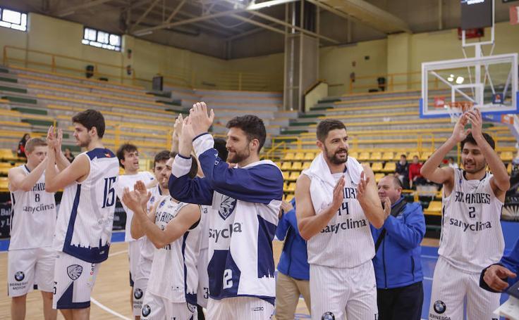 Fase de ascenso a Liga EBA en Salamanca