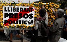 La carrera en apoyo a los presos soberanistas llega a las cárceles madrileñas