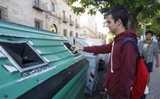Salamanca fue la provincia que menos vidrio recicló en 2017