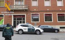 Dos detenidos por el atraco a una sucursal bancaria de Carrión