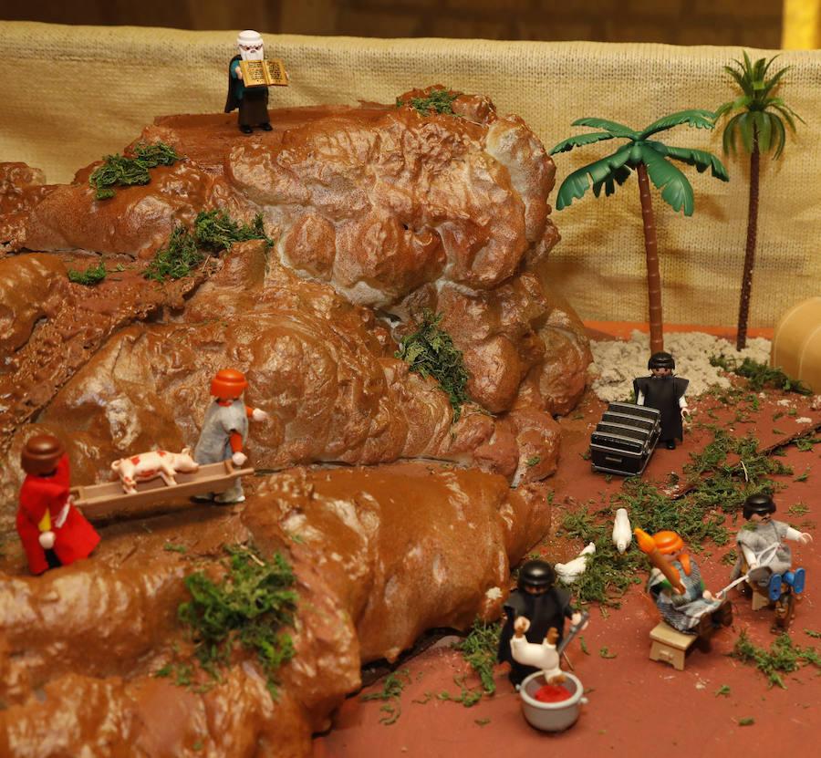 La Biblia a través de los 'Playmobil'