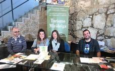 Turismo Miróbriga diseña un programa para niños y un viaje para periodistas