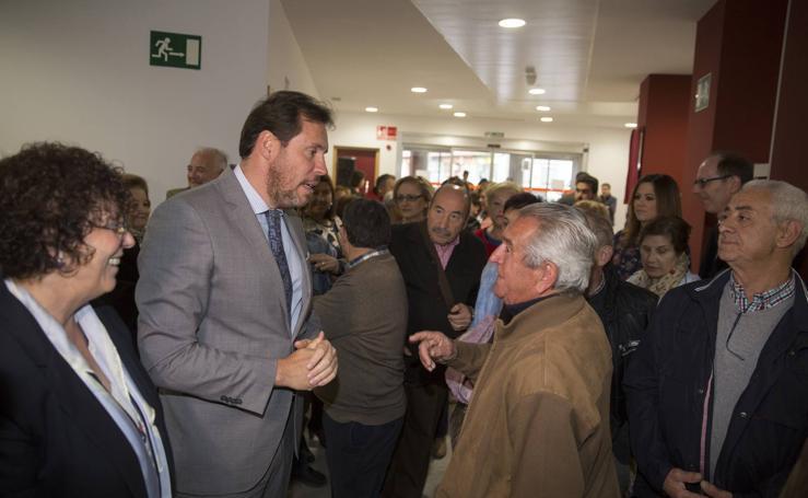 El alcalde inaugura las obras de reforma del Centro de Personas Mayores San Juan
