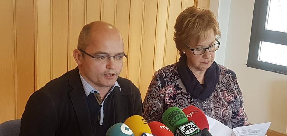 El alcalde y dos concejales de Grijota se dan de baja del PSOE