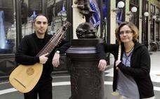 Instrumentos antiguos en el Conservatorio de Valladolid