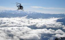 Rescatan a un montañero en el monte Torre Salinas en Picos de Europa