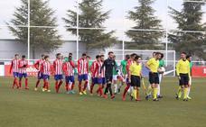 El CD Guijuelo, a ganarse la tranquilidad definitiva ante el Atlético de Madrid B