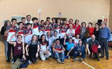 El CB Tormes infantil se clasifica para el Campeonato de España