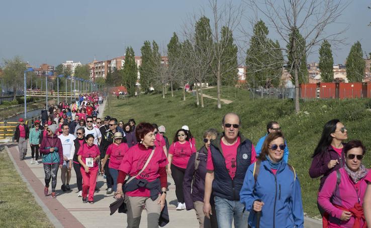41 edición de la Marcha Asprona en Valladolid