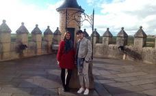 'Influencers' para 'vender' en China los encantos turísticos de Segovia