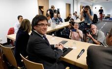 El Consejo de Ministros convocará una reunión extraordinaria para frenar la investidura de Puigdemont