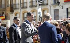 El Rey visitará Gullón y Las Edades de Aguilar el próximo día 29