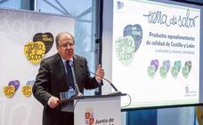 Herrera destaca que Tierra de Sabor es la marca de calidad con mayor volumen de Europa