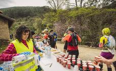 La prueba salmantina Tres Valles homenajea a sus voluntarios