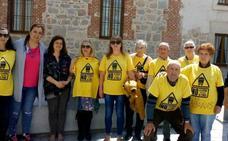 Los técnicos de la Diputación de Ávila, al servicio de las plataformas mineras