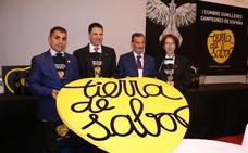 La segoviana Henar Puente, tercera mejor sumiller entre los Campeones de España