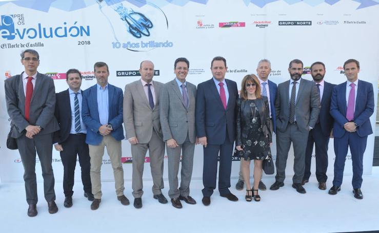Estos son los invitados a los Premios E-volución