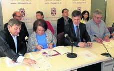 La Diputación destina 147.000 euros para obras de infraestructuras en cinco pueblos