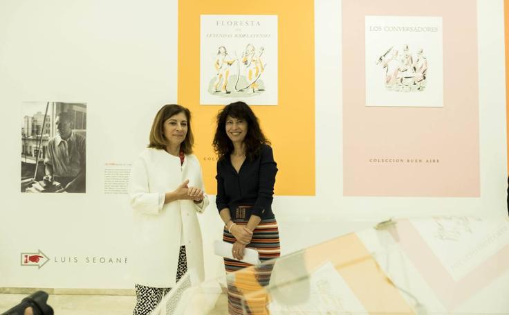 El Patio Herreriano acoge la exposición 'Cómo se imprime un libro'