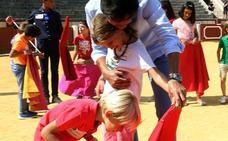 Los niños podrán jugar este domingo a los toros en el coso de Valladolid
