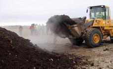 El juzgado de Cuéllar abre juicio oral contra el dueño de la planta de compostaje de Fuentepelayo