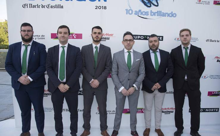 Invitados a los Premios e-volución 2018